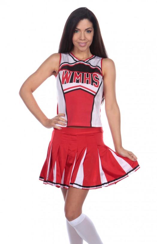 cheerleader fancy dress